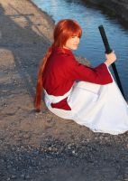RK: Resting in the Sunset by J-o-i-FuL-CoSpLaY