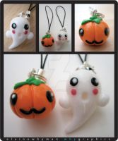 Halloween Charms by elainewhy