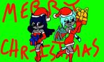 Festive Sapphire and Chrysocolla by AuthorNumber2