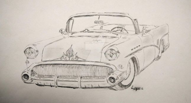 '57 Buick by Darstrom