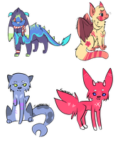 Collab Adopts: OPEN by Samooraii