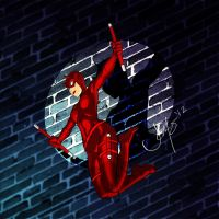 Female Daredevil by incheck777