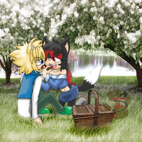ani-y-cloud_picnic by KairaA-TheCat