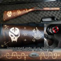 Voodoo Flintlock by UniqueNudes