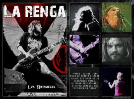 La Renga by Bonfire22