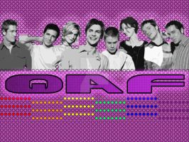 QaF Wallpaper by engineerJR