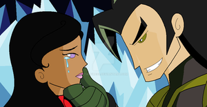 Xiaolin Chronicles: Chase Tells the Ugly Truth by starfire59