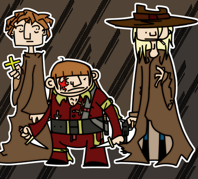Slavic Guys by Lief-the-Lucky