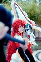 Elsword - Elesis Grand Master by msbellina
