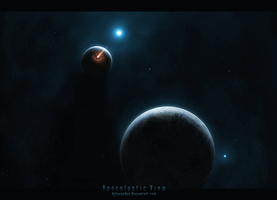 Apocolyptic View by dylanxedge