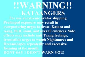 KATAANG WARNING by SilverDragonMaiden