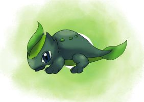 Grass Starter by ShinyGazza