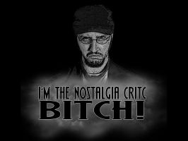 Nostalgia Critic Shirt 1 by WordLife316