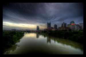 Nashville Skyline by tawmn