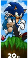 Sonic Generations by SHADOWPRIME