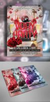 Valentine's Party by Arrow3000Graphics