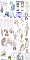 Sketchdump 8.2 by pearsfears