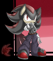Shadow the gangster by rouge2t7