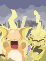 Thunder by SteveKdA