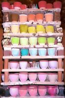 Pots everywhere by Cique