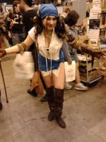 Isabela LFCC 2011 by Nerdpowers