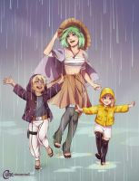 Children of the Rain by Cuine
