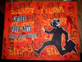 scurry by alexcady