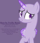 MLP Base 316 by Twiily-Bases