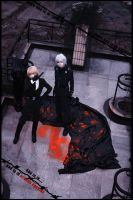 Prussia and England - War Zone by kirawinter