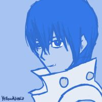 Kaiba in Blue by Lissinater