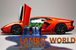 Lambo World. by zalmyw88