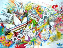 adidas spirit by superciliousspirit92