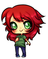 Chibi Koa by CommanderKoala