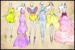 Disney Fashion II by CdCblanc