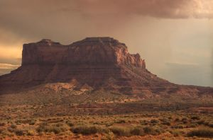 Monument Valley 4 by RollingFishays