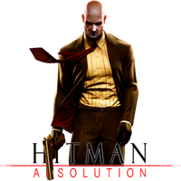 Hitman Absolution Icon by Ni8crawler