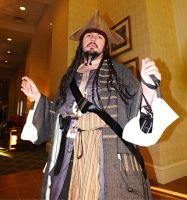 Holiday Matsuri 2014 Jack Sparrow by Spiritomb1231