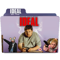 Ideal TV Show Icon BBC Three by andys184