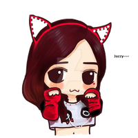 Girls Generation Tiffany Chibi -I Got A Boy-PNG by K-popx3