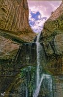 The Lower Calf Creek by mjohanson