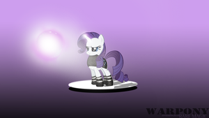 WarPONY - Rare Magic by Elalition