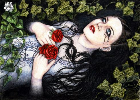 Ophelia by Evels-Selena