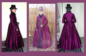 Lady Viola Elizabethan Costume by ShadowWingLG