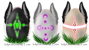 Skanubis Egg ..auction.. .:closed:. by Kaly4