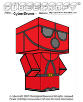 Cubeecraft - Ming's Guard by CyberDrone