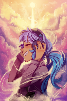 Musical Soul by AppleFixture
