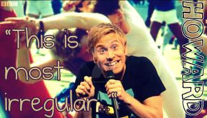 Russell Howard irre.. by mockthedeviant