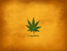 Legalize Marijuana by sainzu