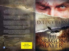 The Dragon Slayer by D.L. Colon by CoraGraphics