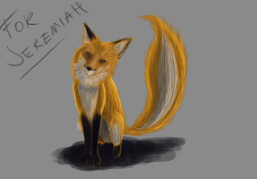 Jeremiah the Foxy by Misucra